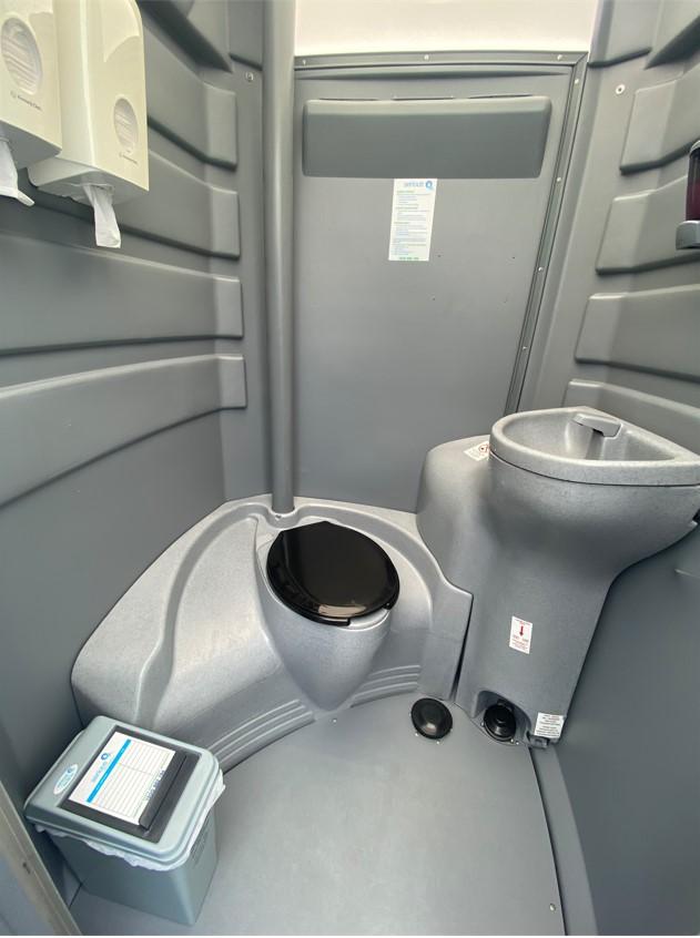 female construction toilet